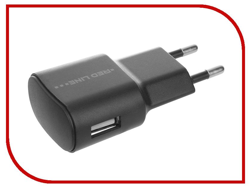 Зарядное устройство Red Line Lite USB 1A TC-1A Black