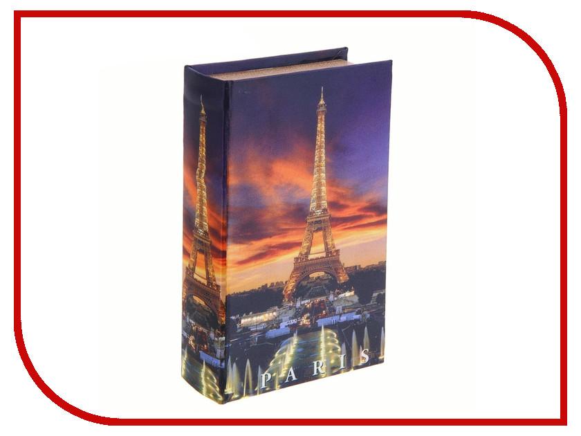 Шкатулка СИМА-ЛЕНД Сейф-книга Романтика Парижа 680642 от Pleer