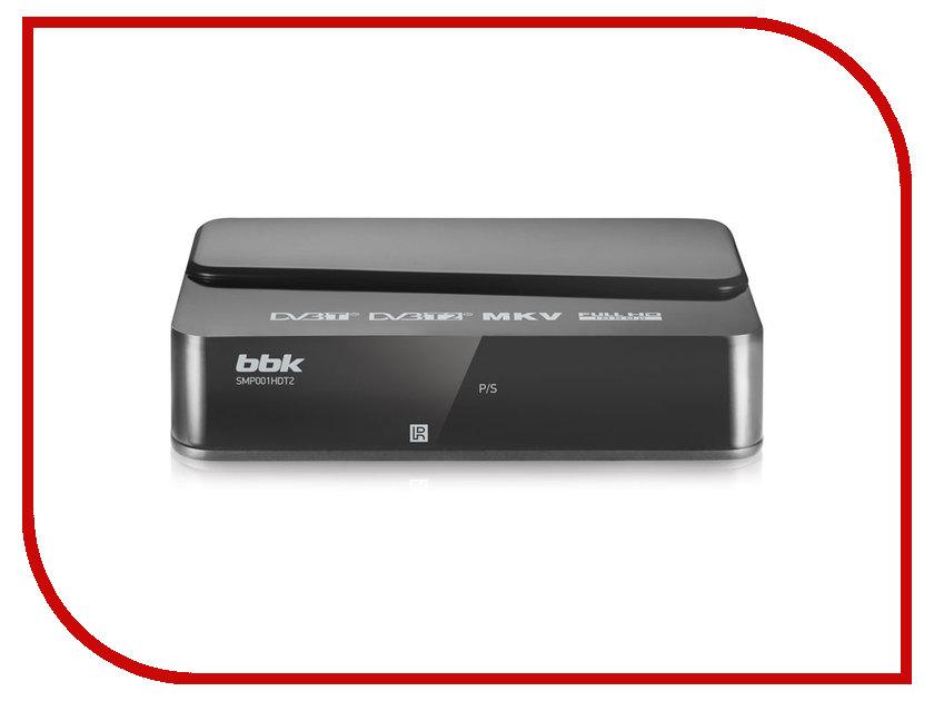 BBK SMP001HDT2 Dark-Grey