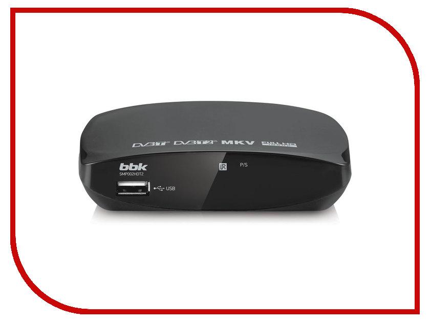 BBK SMP002HDT2 Dark-Grey тюнер bbk smp017hdt2