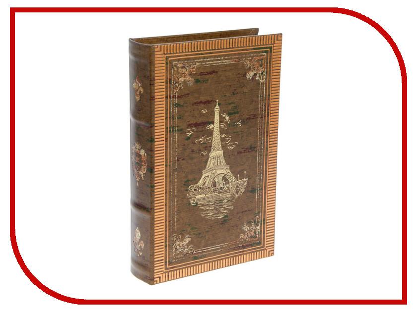Шкатулка СИМА-ЛЕНД Сейф-книга Блистательный Париж 1522155