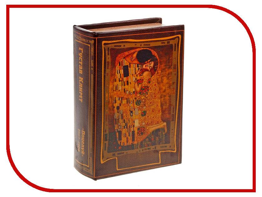 Шкатулка СИМА-ЛЕНД Сейф-книга Климт. Поцелуй 480402