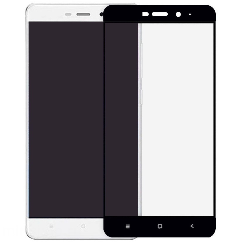 Защитное стекло Zibelino для Xiaomi Redmi 4 / Pro Prime Full Screen Black 0.33mm 2.5D ZTG-FS-XMI-RDM4-BLK