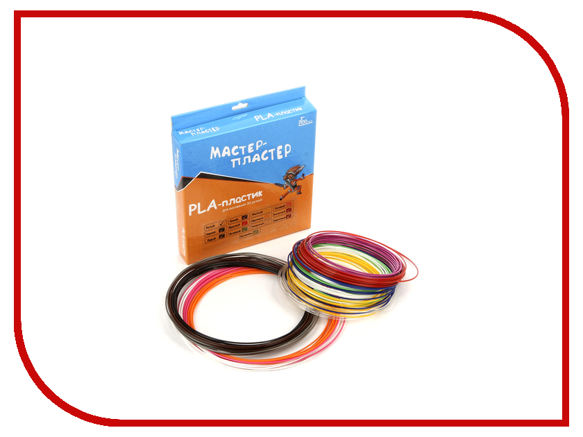 Аксессуар Masterplaster PLA-пластик Мастер-Пластер