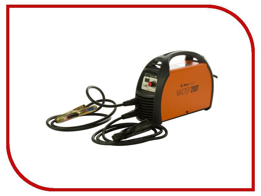 Сварочный аппарат FoxWeld Мастер 200T цена и фото