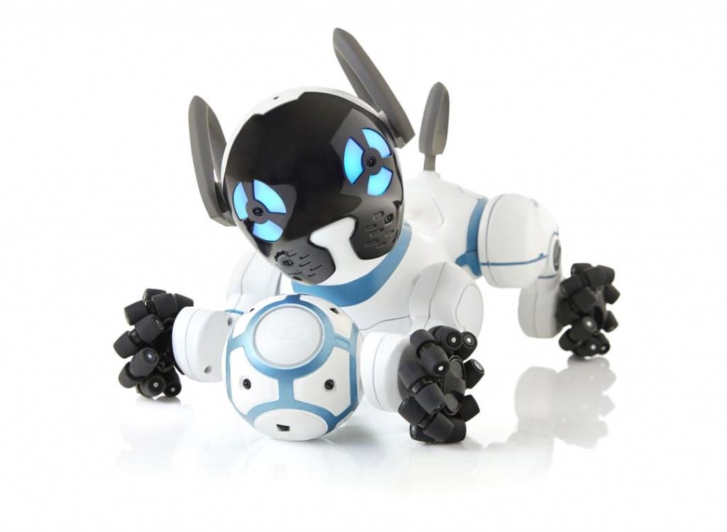 Радиоуправляемая игрушка WowWee Chip 0805