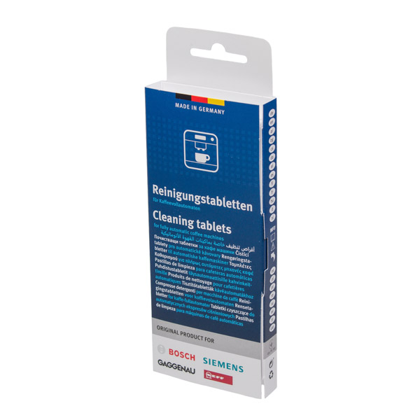 Таблетки для чистки системы от жира Bosch TCZ6001 / 00311940