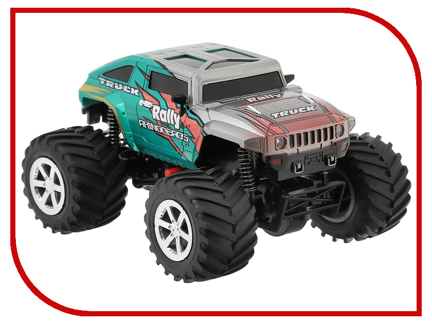 Игрушка Pilotage Тини Монстр RC16204 Green игрушка pilotage top racer 4 rc47967