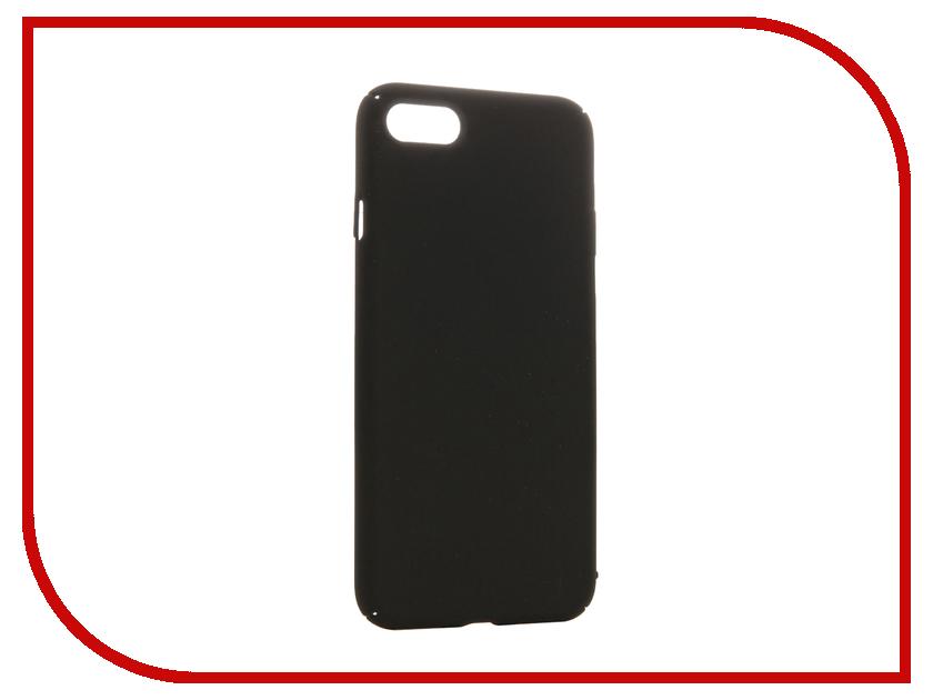 Аксессуар Чехол iBox Fresh для APPLE iPhone 7 Black