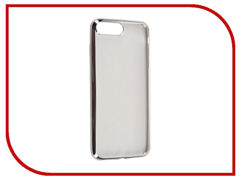 Аксессуар Чехол iBox Blaze для APPLE iPhone 7 Plus 5.5 Silver frame<br>