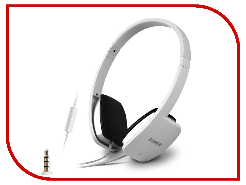 Гарнитура Edifier H640P White<br>