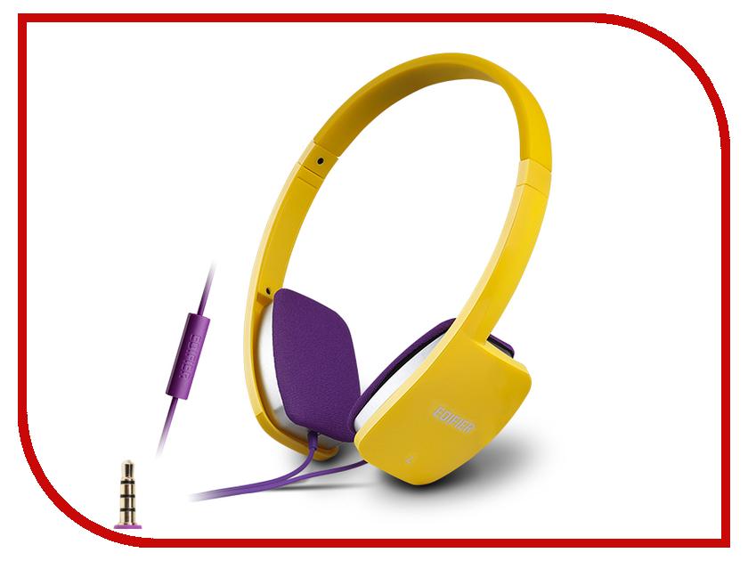 Гарнитура Edifier H640P Yellow<br>