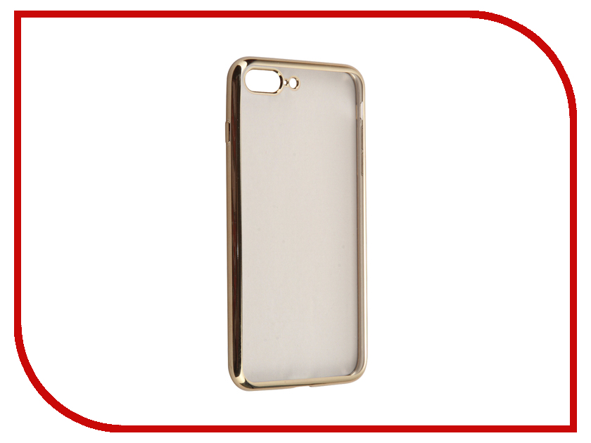 Аксессуар Чехол iBox Blaze для APPLE iPhone 7 Plus 5.5 Gold frame