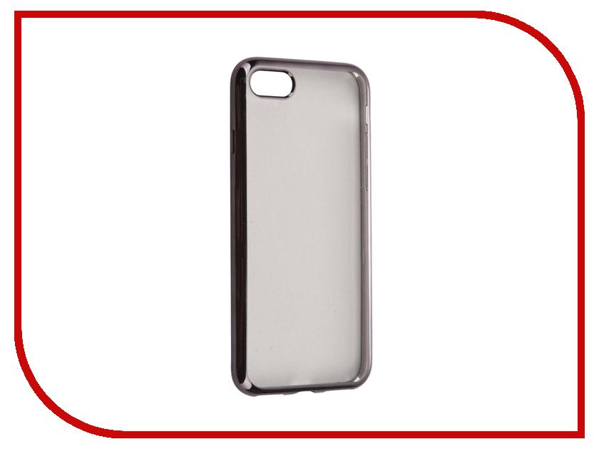 Аксессуар Чехол iBox Blaze для APPLE iPhone 7 4.7 Black frame<br>