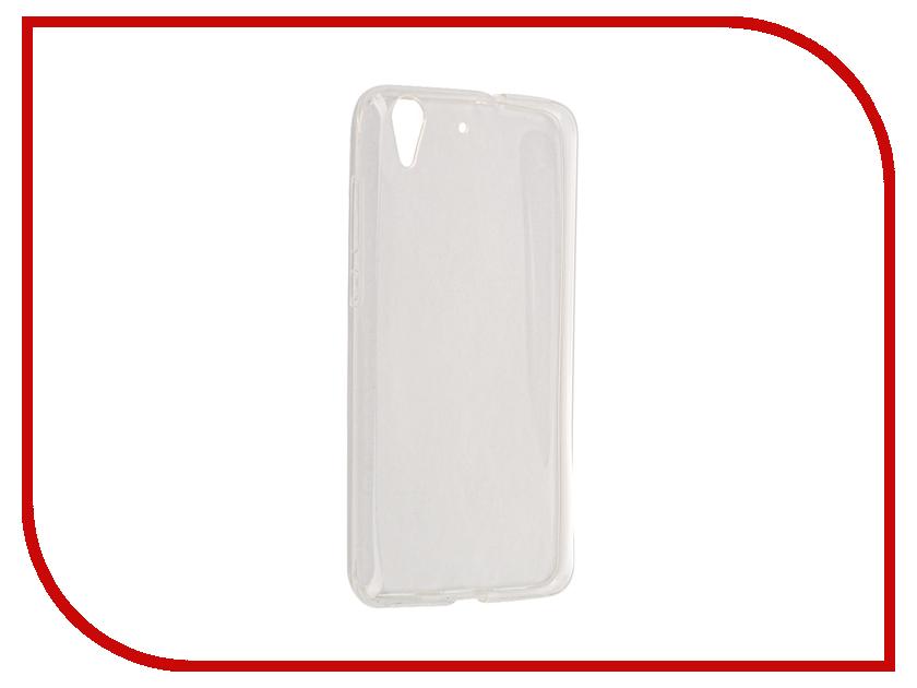 Аксессуар Чехол Huawei Y6II iBox Crystal Transparent