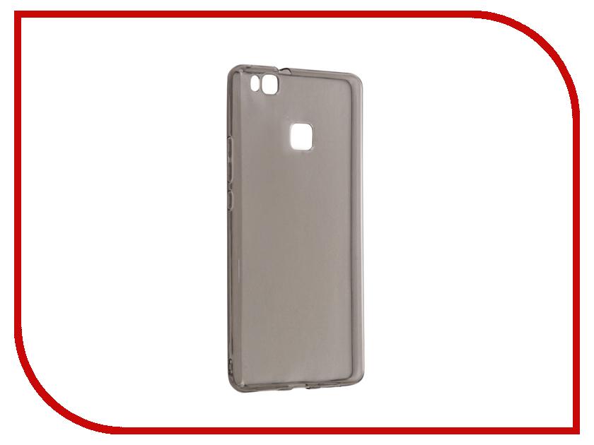 Аксессуар Чехол Huawei P9 Lite iBox Crystal Grey аксессуар чехол htc desire 825 ibox crystal grey