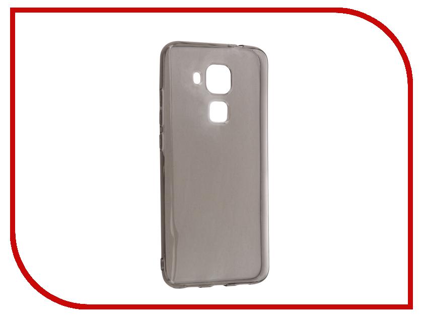 Аксессуар Чехол Huawei Nova Plus iBox Crystal Grey huawei huawei nova lite 2017 black