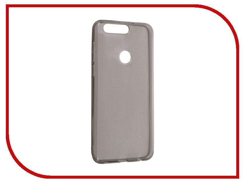 Аксессуар Чехол Huawei Honor 8 iBox Crystal Grey<br>