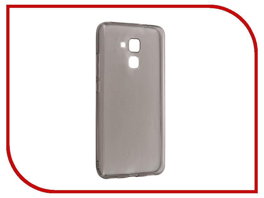 Аксессуар Чехол Huawei Honor 5c iBox Crystal Grey ibox для huawei honor 6x