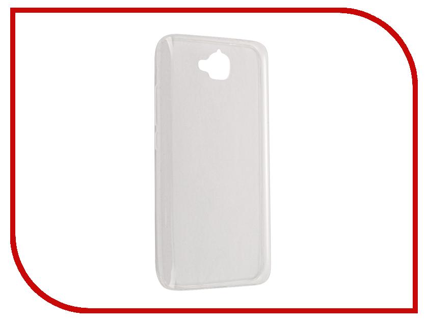 Аксессуар Чехол Huawei Honor 4c Pro iBox Crystal Transparent<br>
