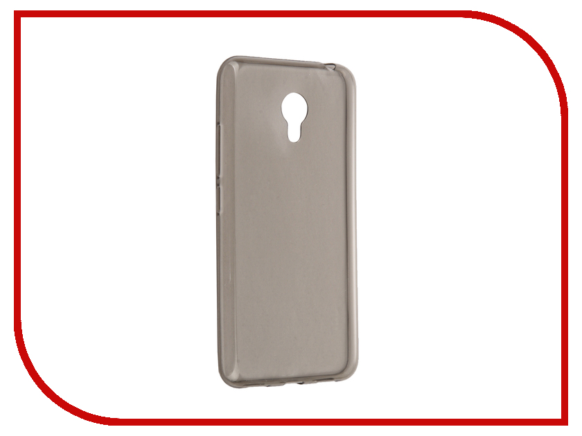 Аксессуар Чехол Meizu M3s Mini iBox Crystal Grey