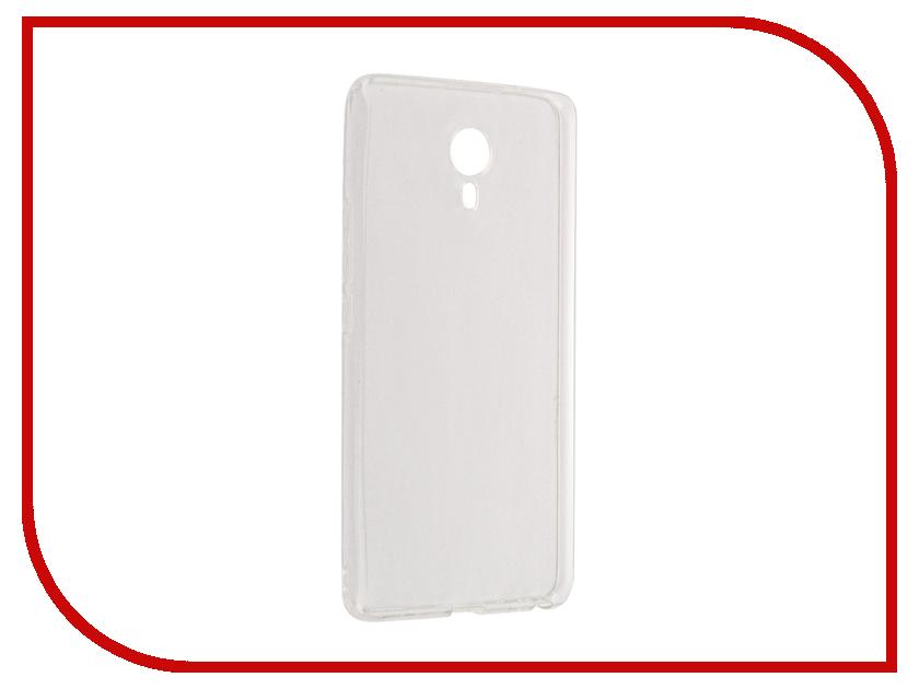 Аксессуар Чехол Meizu M3 Max iBox Crystal Transparent