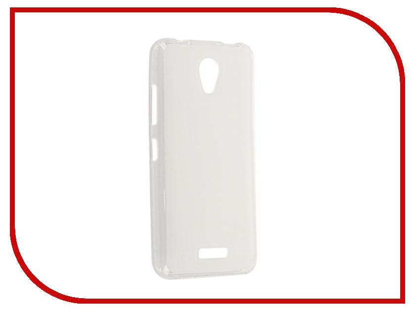 Аксессуар Чехол Lenovo A Plus A1010 / Vibe B A2016 iBox Crystal Transparent<br>