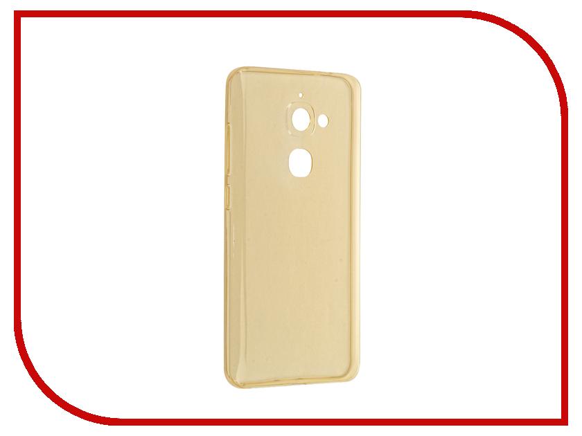 Аксессуар Чехол LeEco Le 2 iBox Crystal Gold