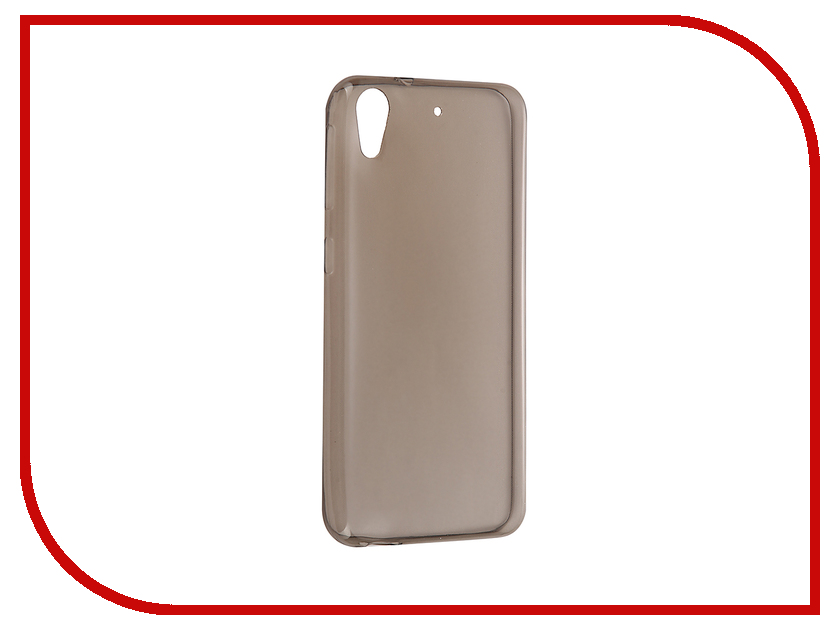 Аксессуар Чехол HTC Desire 626/628 iBox Crystal Grey аксессуары для htc desire 628 dual sim