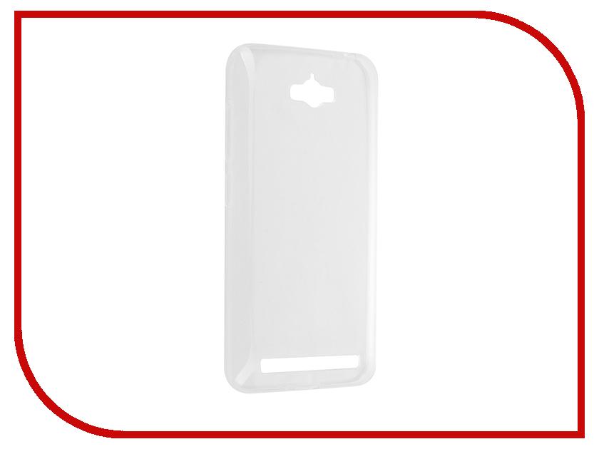 Аксессуар Чехол ASUS ZenFone Max ZC550KL iBox Crystal Transparent аксессуар чехол накладка asus zenfone c zc451cg cherry black 8270