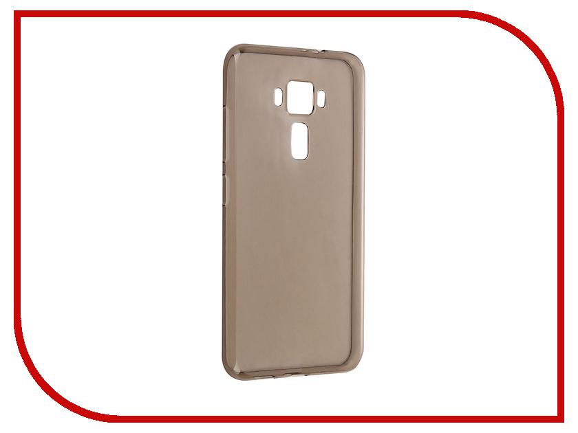 Аксессуар Чехол ASUS ZenFone 3 ZE520KL iBox Crystal Grey аксессуар чехол htc desire 825 ibox crystal grey