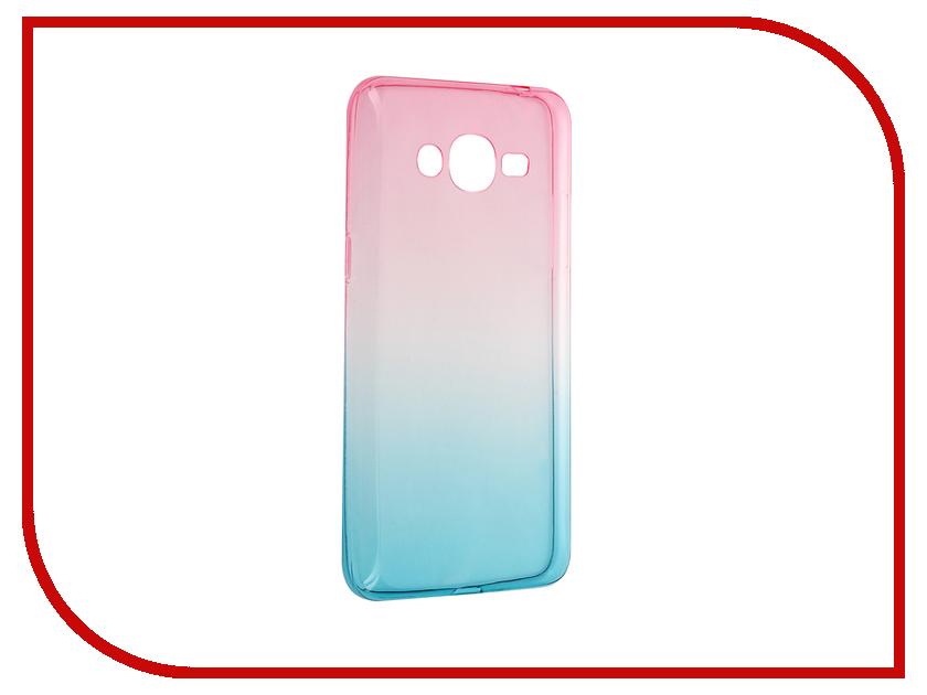 Аксессуар Чехол Samsung Galaxy J5 Prime G570 iBox Crystal gradient