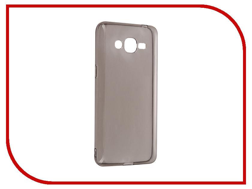 Аксессуар Чехол Samsung Galaxy J2 Prime G532 iBox Crystal Grey аксессуар чехол htc desire 825 ibox crystal grey