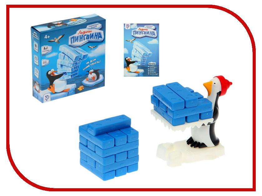 Настольная игра Забияка Льдины пингвина 1660714 костюм пингвина москва