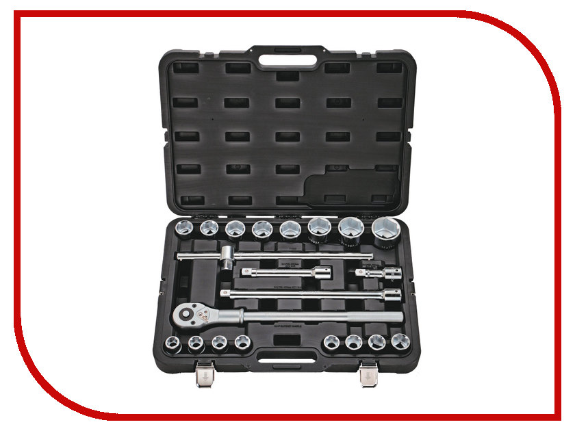 Набор инструмента Berger BG021-34 вороток berger bg2284