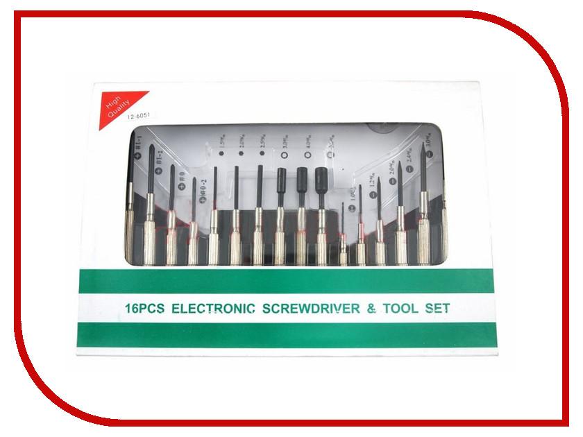 Набор инструмента Rexant HT-16 12-6051