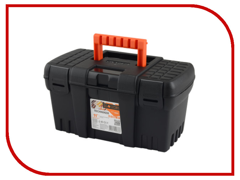 Ящик для инструментов Квалитет КРИ-27ПЧР<br>