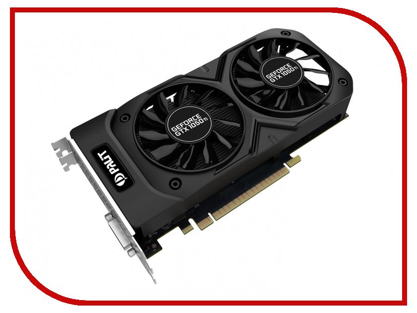 Видеокарта Palit GeForce GTX 1050 Ti Dual 1290Mhz PCI-E 3.0 4096Mb 7000Mhz 128 bit DVI HDMI HDCP NE5105T018G1-1071D видеокарта palit geforce gtx 1050 ti dual 1290mhz pci e 3 0 4096mb 7000mhz 128 bit dvi hdmi hdcp ne5105t018g1 1071d