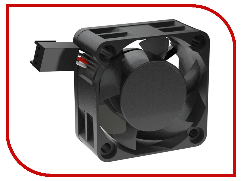 Вентилятор Noiseblocker BlackSilentPRO PM-1 40mm 2800rpm