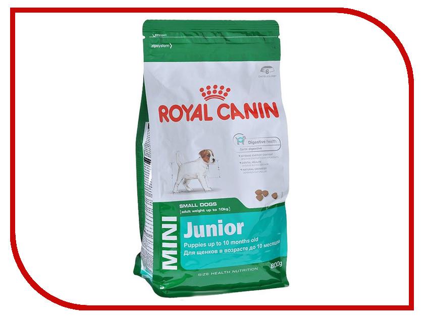 Корм ROYAL CANIN MINI Junior APR-33 800g для щенков мелких пород 305801