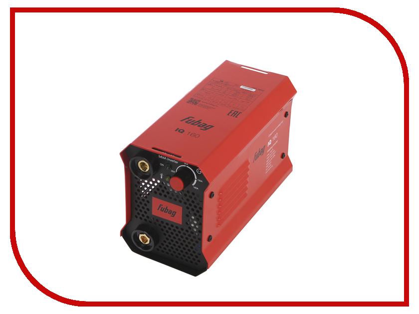 Сварочный аппарат Fubag IQ 160 сварочный инвертор fubag iq 200