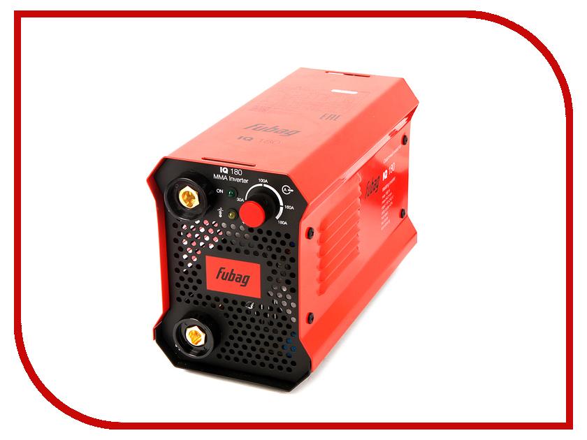 Сварочный аппарат Fubag IQ 180 сварочный инвертор fubag iq 200