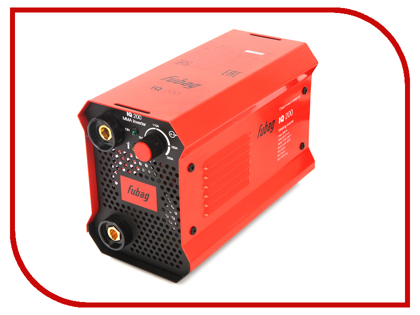Сварочный аппарат Fubag IQ 200 сварочный инвертор fubag iq 200