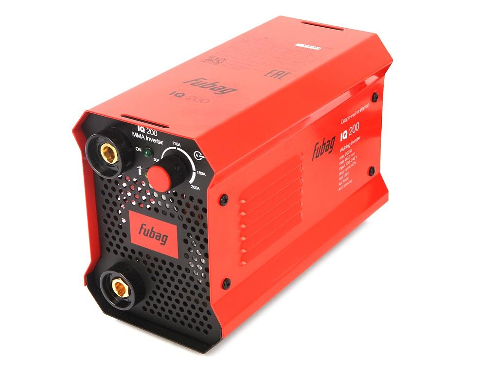 Сварочный аппарат Fubag IQ 200