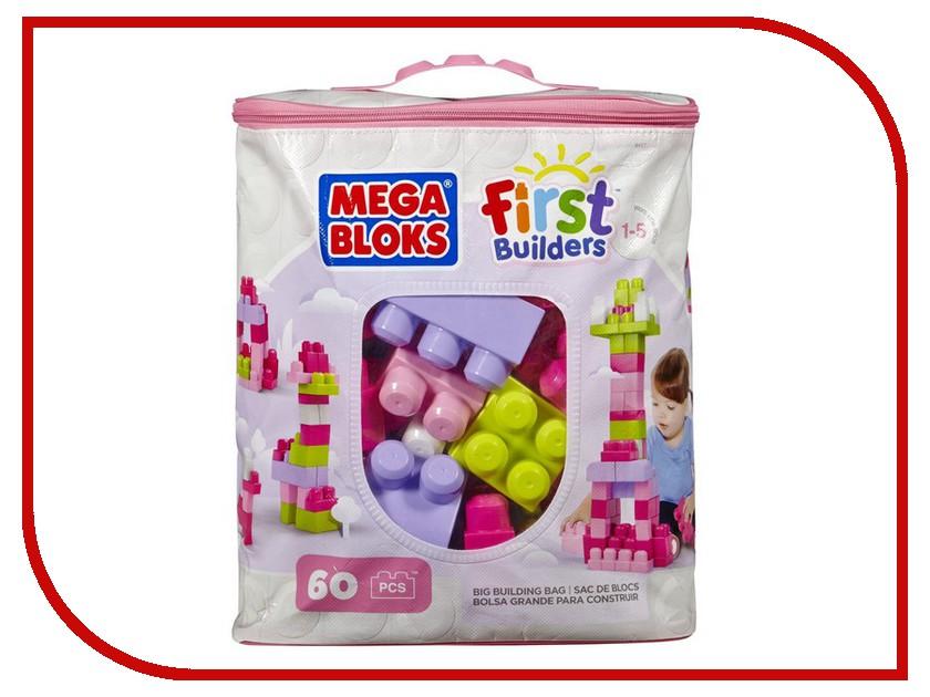 Игрушка Конструктор Mega Bloks First Builders Большая сумка строителя DCH54<br>