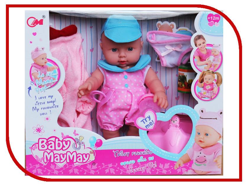 Кукла Город игр Baby MayMay GI-6424 кукла город игр baby maymay gi 6423