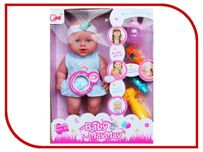 Кукла Город игр Baby MayMay GI-6427 город игр микс 3шт ba8003