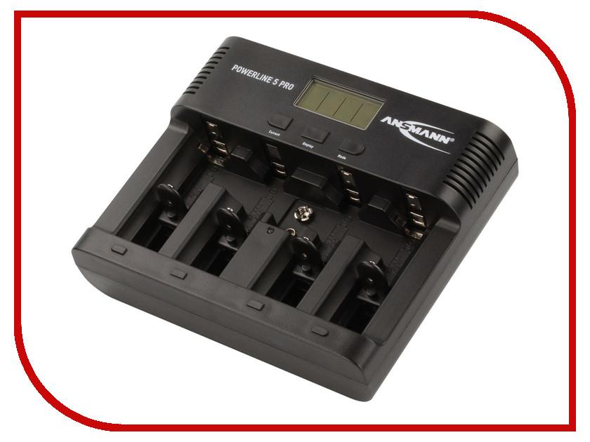 Зарядное устройство Ansmann Powerline 5 Pro BL1 1001-0018