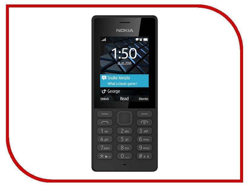 Сотовый телефон Nokia 150 Dual Sim Black металлоискатель икс терра 305 цена