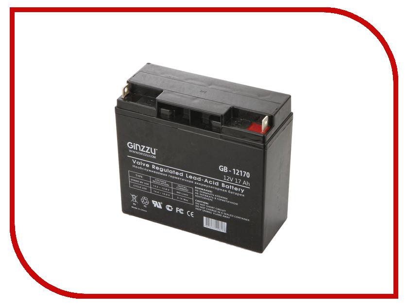 Аккумулятор для ИБП Ginzzu GB-12170<br>